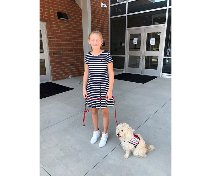ADA Mandate and Dogs at School