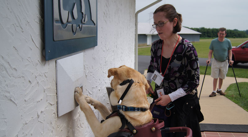 Canine Partners for Life Service Dog Demonstration