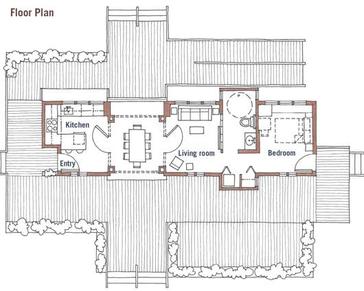 Unique floor plans for small homes house plan 2017 House plans for disabled people