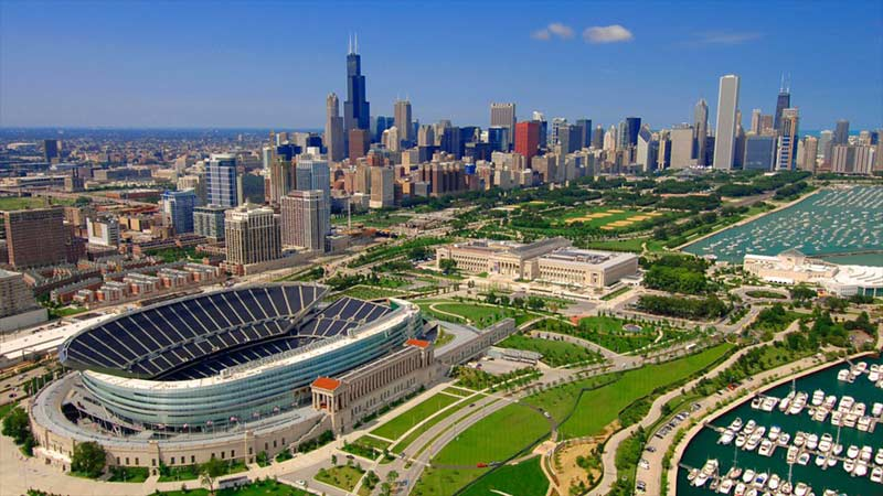 Accessible Soldier Field