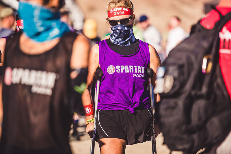 Spartan Para World Champion in you?