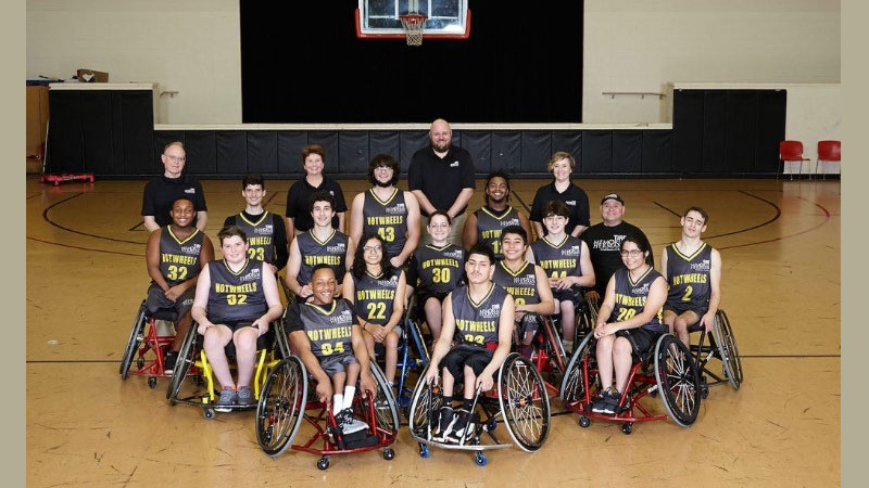 TIRR Memorial Hermann Adapted Sports