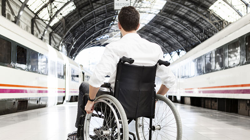 Wheelchair Travel: You Can Do It!