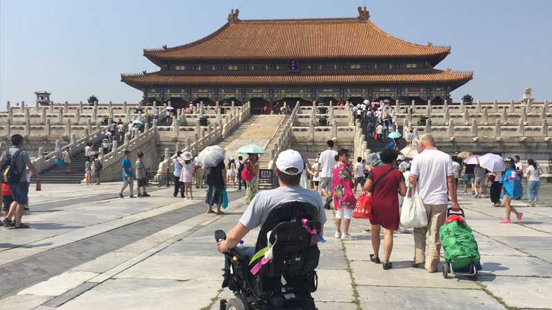 Open Your World with Accessible Travel