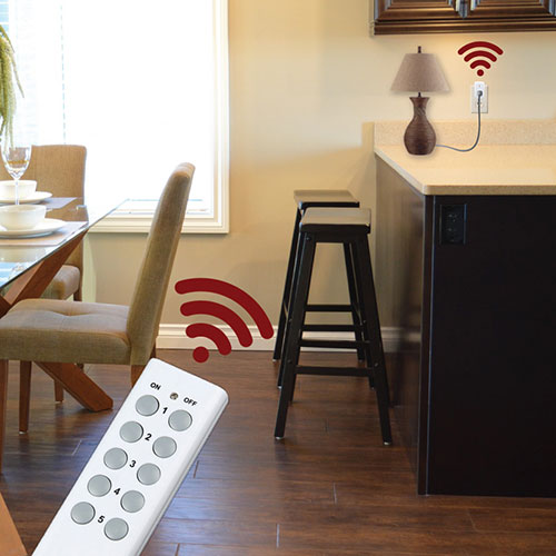 Tudia Wireless Remote