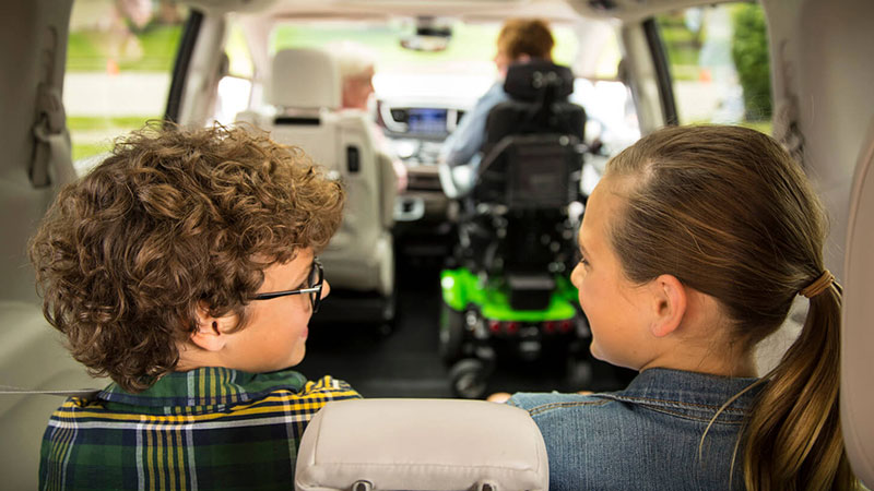 How to Select the Right Accessible Vehicle for You
