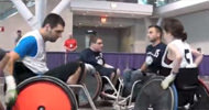 Video of Abilities Expo in Los Angeles: adaptive sports!
