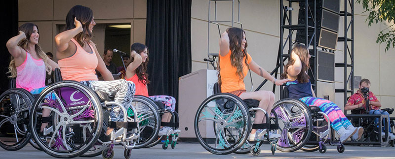 Los Angeles Adaptive And Inclusive Dance