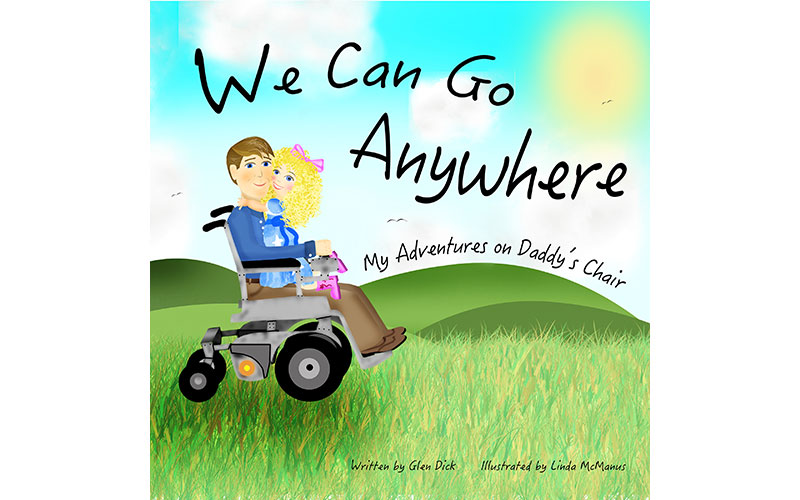 We Can Go Anywhere Book Cover