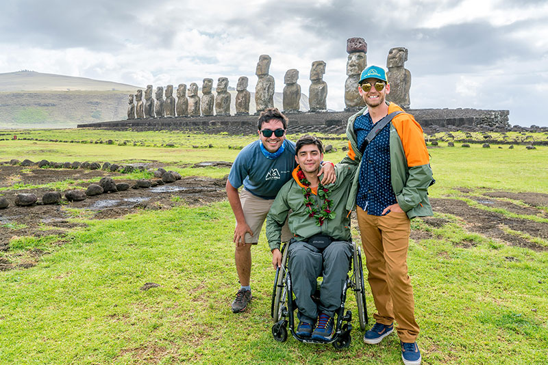 Accessible Travel to Easter Island