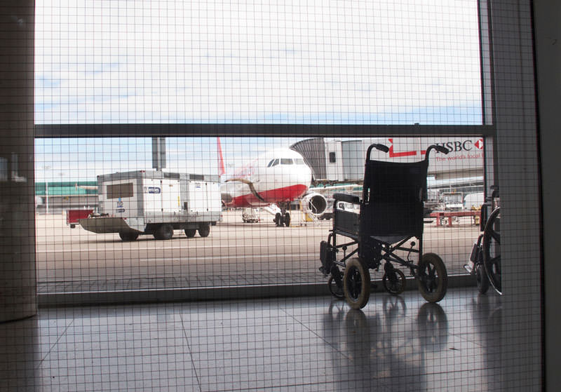 Wheelchair Air Travel