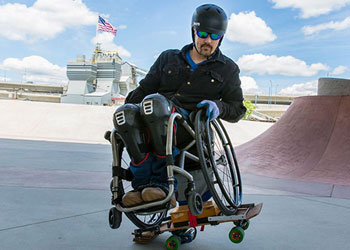 Abilities Expo Wheelchair Boarding