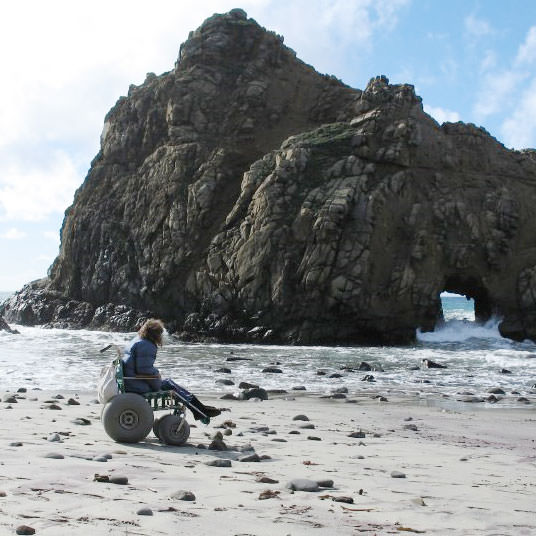 Accessible California Coasts