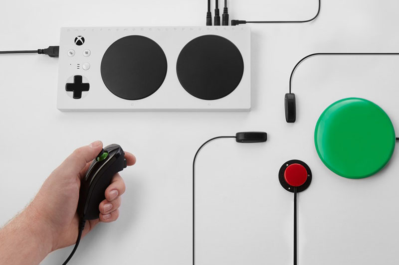 Xbox Adaptive Gaming Controller System