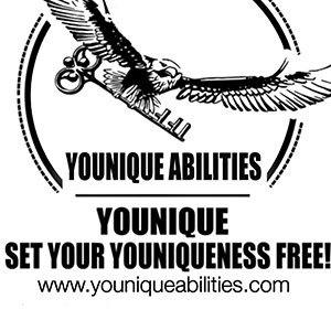 Younique Abilities Logo