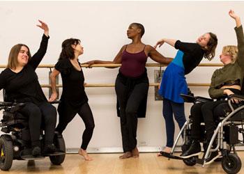 Breaking Barriers Through Dance